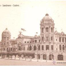 Postales: SANTANDER SARDINERO CASINO. Lote 50610909
