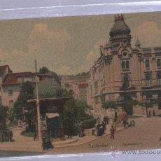 Postales: TARJETA POSTAL DE SANTANDER, CANTABRIA - AYUNTAMIENTO.. Lote 51134285
