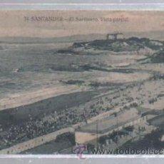 Postales: TARJETA POSTAL DE SANTANDER, CANTABRIA - EL SARDINERO. VISTA PARCIAL. 34.. Lote 51238090