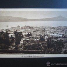 Cartes Postales: POSTAL CANTABRIA. SANTANDER. VISTA PANORÁMICA. FOTÓGRAFO ROISÍN. . Lote 51352222