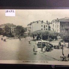 Postales: LAREDO - 4 - CACHUPIN Y CALLE DEL SOL - ROISIN - (38672). Lote 52819160