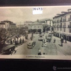 Postales: LAREDO - 5 - PLAZA CACHUPIN - ROISIN - (38673). Lote 52819175