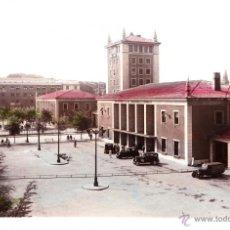 Postales: SANTANDER - ESTACION DE LA RENFE - ED. GARCIA GARABELLA - Nº14-SIN CIRCULAR - COLOREADA DE ACORDEON. Lote 53452426