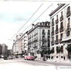Postales: SANTANDER - AVDA. CALVO SOTELO - ED. GARCIA GARABELLA - Nº 27-SIN CIRCULAR - COLOREADA DE ACORDEON. Lote 53452479