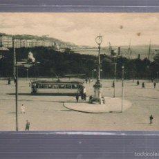 Postales: TARJETA POSTAL DE SANTANDER, CANTABRIA - AVENIDA DE ALFONSO XIII. A.FUERTES.. Lote 55390916