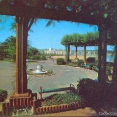 Postales: SANTANDER JARDINES DE PIQUIO POSTAL NO CIRCULADA . Lote 55569986