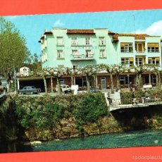 Postales: LIEGARNES - CANTABRIA - HOTEL ATLANTICO - 1968. Lote 56723395