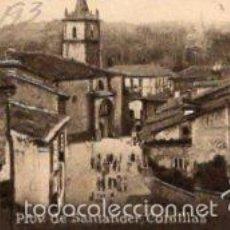 Postales: POSTAL ORIGINAL DECADA 1930, SANTANDER, COMILLAS. LEER, VER TAMAÑO Y EXPLICACION.. Lote 56727553