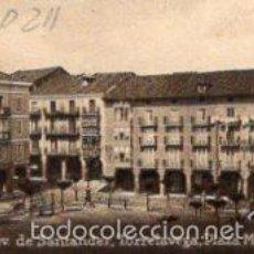 Postales: POSTAL ORIGINAL DECADA 1930, SANTADER, TORRELAVEGA, PLAZA MAYOR. LEER, VER TAMAÑO Y EXPLC.. Lote 56728224