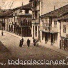 Postales: POSTAL ORIGINAL DECADA 1930, SANTADER ,REINOSA, UNA CALLE. LEER, VER TAMAÑO Y EXPLICACION.. Lote 56728299