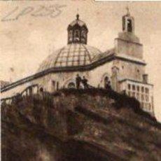 Postales: POSTAL ORIGINAL DECADA 1930, SANTANDER, SARDINERO, SAN ROQUE. LEER, VER TAMAÑO Y EXPLIC.. Lote 56744668
