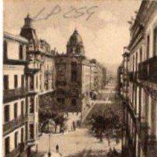 Postales: POSTAL ORIGINAL DECADA 1930, SANTANDER, CALLE DE PUENTERRABIA. LEER, VER TAMAÑO Y EXPLIC.. Lote 56744837