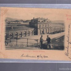 Postales: TARJETA POSTAL. RECUERDO DE SANTANDER. SERIE II. Nº 6. ESTACION DEL NORTE. FOTO DUOMARCO. Lote 56911873