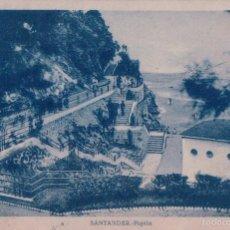 Postales: POSTAL SANTANDER- PIQUIO. CIRCULADA.. Lote 56976497