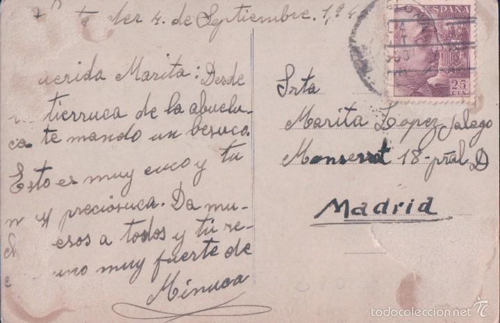 Postales: POSTAL SANTANDER- PIQUIO. CIRCULADA. - Foto 2 - 56976497