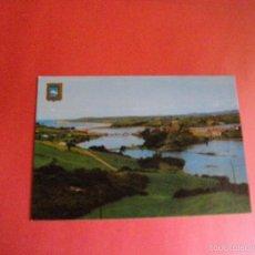 Postales: POSTAL DE SAN VICENTE DE LA BARQUERA PRECIOSA VISTA VER FOTOS QUE NO TE FALTE EN TU COLECCION. Lote 56984803