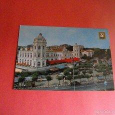 Postales: POSTAL DE SANTANDER PLAZA DE ITALIA PRECIOSA VISTA VER FOTOS QUE NO TE FALTE EN TU COLECCION. Lote 56985118