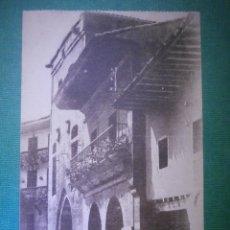 Postales: POSTAL - ESPAÑA - SANTANDER - SANTILLANA DEL MAR - UNA CALLE TÍPICA - HELIOTIPIA ARTÍSTICA - SIN . Lote 57142372