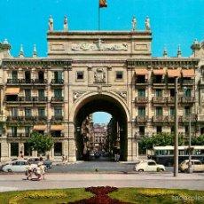Postales: EM0286 SANTANDER - BANCO DE SANTANDER 1964 - GARRABELLA Nº30 - SEAT 600. Lote 57152505