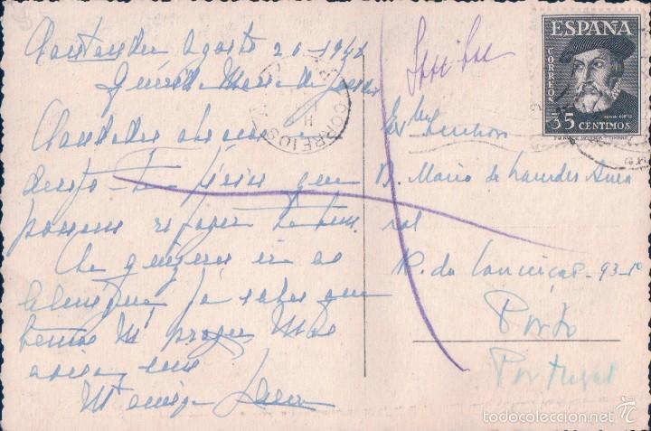 Postales: Santander, palacio de la Magdalena, Editor: Arribas nº 45. Ver reverso. circulada - Foto 2 - 57155231
