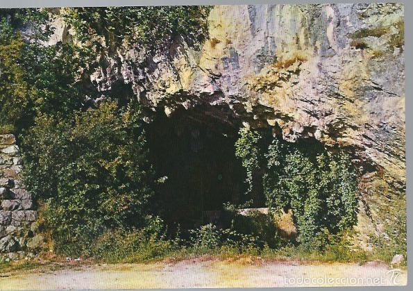 LOTE 7 POSTALES DE LAS CUEVAS DE PUENTE VIESGO - SANTANDER - NUEVAS SIN CIRCULAR (Postales - España - Cantabria Antigua (hasta 1.939))