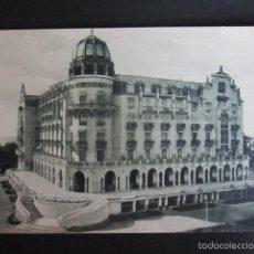 Postales: POSTAL SANTANDER. EL HOTEL REAL. . Lote 57612125
