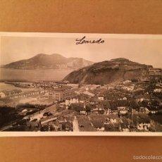 Postales: CANTABRIA - LAREDO - PLAYA DESPUES DE CASTRO URDIALES. Lote 57627018