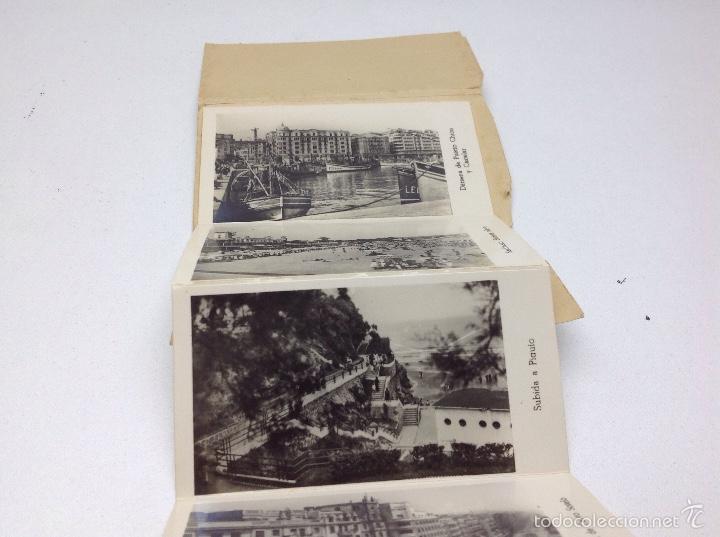 Postales: SANTANDER ACORDEON 9 POSTALES EN MINIATURA SANTANDER II - Foto 3 - 57658143