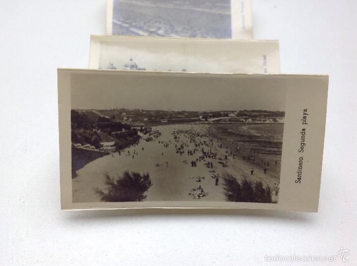 Postales: SANTANDER ACORDEON 9 POSTALES EN MINIATURA SANTANDER II - Foto 5 - 57658143