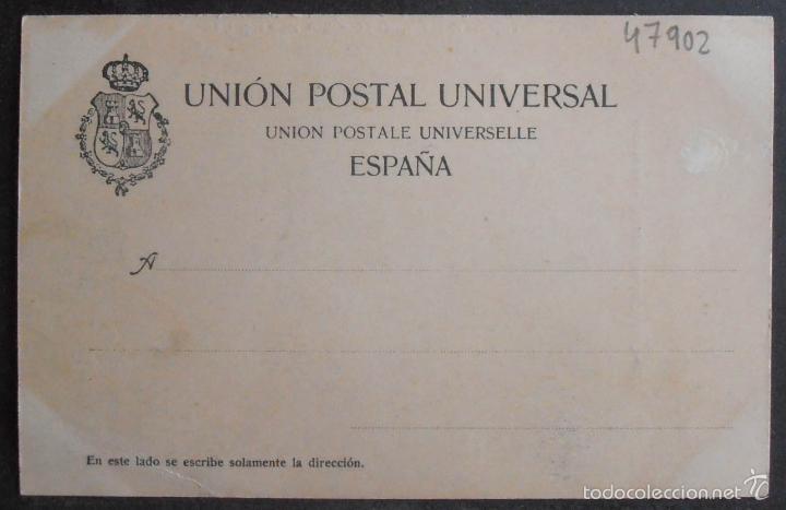 Postales: (47902)POSTAL SIN CIRCULAR,MONUMENTO DEL MACHICHACO,SANTANDER,CANTABRIA,CANTABRIA,DORSO SIN DIVIDIR - Foto 2 - 57682057