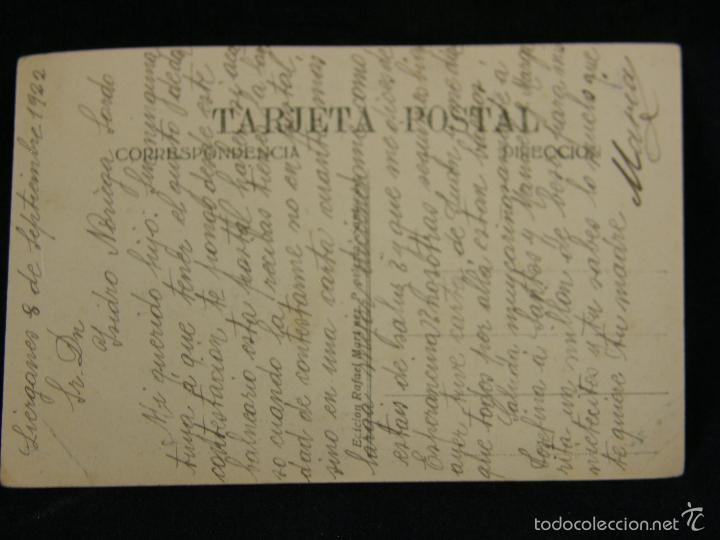 Postales: postal liérganes hoteles suizo y renacimiento 1922 edición rafael martínez papelería - Foto 2 - 57701061
