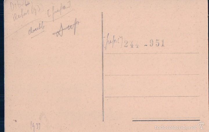 Postales: TARJETA POSTAL ANTIGUA DE SANTANDER, Nº 28. - LA BAHIA. - Foto 2 - 57705707