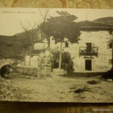 Postales: POSTAL. LIMPIAS. SANTANDER. BARRIO DEL RIO.. Lote 58617363