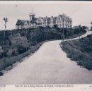 Postales: POSTAL SANTANDER.- PALACIO DE LA MAGDALENA. (ANTIGUA RESIDENCIA REAL). 59. L. ROISIN. Lote 61286947