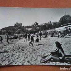 Postales: PLAYA DE LA MAGDALENA - SANTANDER. Lote 62737948