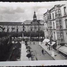 Postales: TORRELAVEGA, CANTABRIA, BARON DE PERAMOLA, ARRIBAS. Lote 63478628