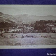 Postales: POSTAL - ESPAÑA - CANTABRIA - LIERGANES - 7.- VISTA PARCIAL - SIN EDITOR - NUEVA. Lote 64066027