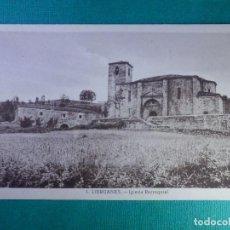 Postales: POSTAL - ESPAÑA - CANTABRIA - LIERGANES - 1.- IGLESIA PARROQUIAL - SIN EDITOR - NUEVA. Lote 64125019