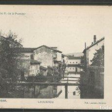 Postales: REINOSA -3- LAVADEROS- COLECCION G.DE LA PUENTE - FOT. LACOSTE -VER REVERSO - (ZG-45.046). Lote 64500703