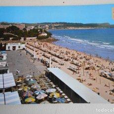 Postales: SANTANDER. PLAYA DE SARDINERO. POSTAL DE DOMINGUEZ.. Lote 67794909