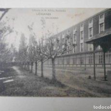 Postales: LIERGANES. EL BALNEARIO. LIBRERIA DE M. ALBIRA, SANTANDER. POSTAL.. Lote 68763497
