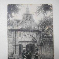 Postales: LIERGANES. EL PALACIO DE LOS CUESTAS. POSTAL. Lote 68764377