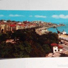 Postales: POSTAL ESPAÑA SANTANDER JARDINES DE PEREDA AÑOS 70. NUEVA. Lote 70499105