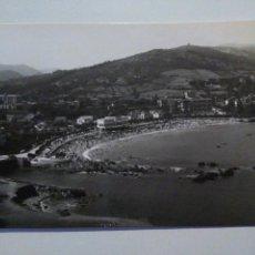 Postales: FOTO POSTAL DE CASTRO URDIALES. PANORAMICA DE LA CIUDAD. ED. ALARDE Nº 66. SIN CIRCULAR. Lote 71632755