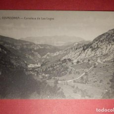 Postales: POSTAL - ESPAÑA - ASTURIAS - 94 COVADONGA - CARRETERA DE LOS LAGOS- COLEC. V. ERO - NC - NE - 1912. Lote 72039255