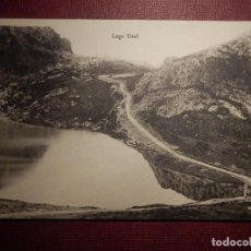 Postales: POSTAL - ESPAÑA - ASTURIAS - LAGO ENOL - ED. GALLO - NE - NC. Lote 73429099