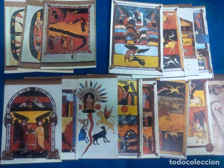 16 POSTALES .- SANTO TORIBIO DE LÍEBANA .- FOTO BUSTAMANTE DE POTES (Postales - España - Cantabria Moderna (desde 1.940))