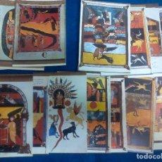 Postales: 16 POSTALES .- SANTO TORIBIO DE LÍEBANA .- FOTO BUSTAMANTE DE POTES . Lote 76553491