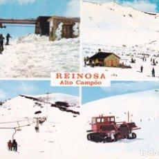 Postales: REINOSA Nº 448 ESTACION INVERNAL Nº 9 S/C .- F.- BUSTAMANTE D.P.L. - 1977. Lote 80878087