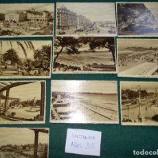 Postales: POSTALES SANTANDER ANTIGUAS. Lote 84108924